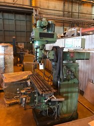MNTR Milling Machine