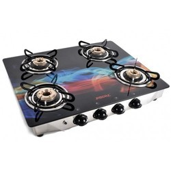 Four Burner LP Gas Stoves