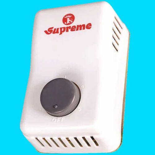 Supreme Ceiling Fan Regulator  Rs 55   Piece  Josalin Electrical Industries