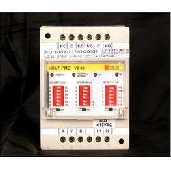 DIN Mount LV Voltage Relay