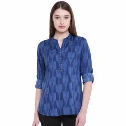 Printed Regular Rayon Casual Shirts / Kurtas
