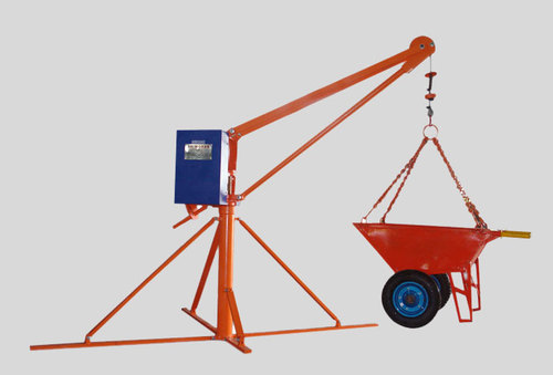 Construction Mini Lift Capacity 0 5 Ton Rs 53500 Piece Id