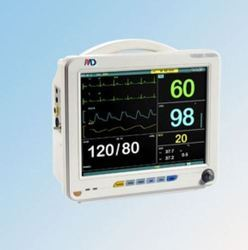 Multi Para Patient Monitor, Usage: Hospitals, Clinical Use, Outpatients Centre