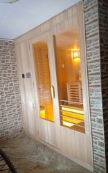 Sauna Designer Room