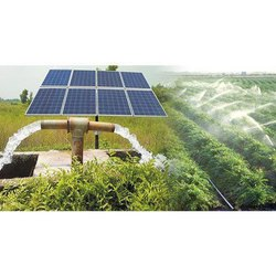 7.5 Hp Solar Water Pump