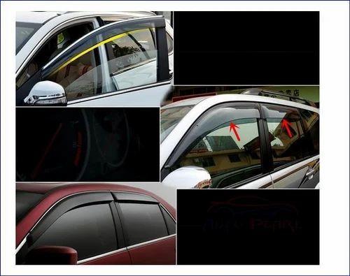 7f31fcaf7 Car Rain Wind Door Visor Side Window Deflector, कार डोर ...