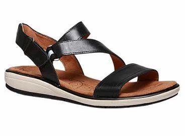 560252908c Women Sandals - Naturalizer Black Sandals For Women F764611100 Retailer  from Delhi