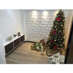 Decorative 3D PVC Wall Panel For Walls