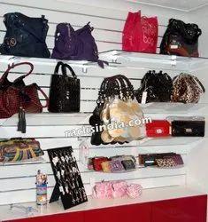 Display Wall For Handbags