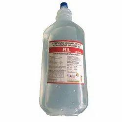 Compound Sodium Lactate Infusion, 500ml, Prescription