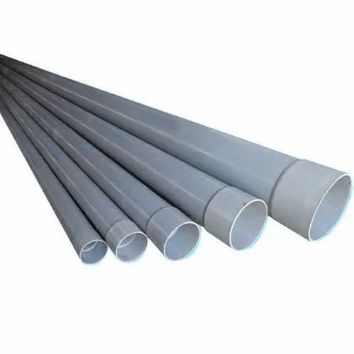 Hard Pvc Drainage Pipes Round For Drinking Water Pipe