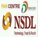 Life Time Online Nsdl Pan Card Center