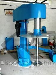 KRS DISPERMAHLTECHNIK Multi Shaft Disperser, Capacity: 100 litre to 5000 litre , KRS1MNMS