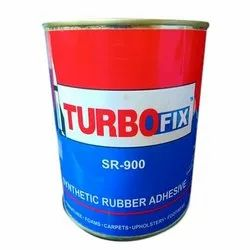 Turbo Fix Industrial Grade Synthetic Rubber Adhesive, Packaging Type: Can and Drum