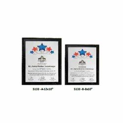 Rectangular Wooden Sport Trophy, for Gifts and Awards