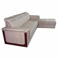 Modern 5 Seater L Shape Sofa Set