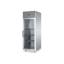 Vertical Glass Door Freezer