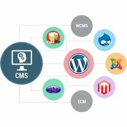 Corporate Web PHP Open Source Website Development Service, With 24*7 Support
