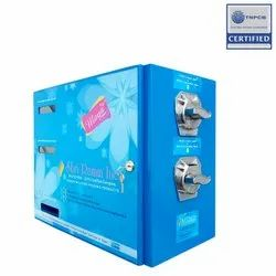 Manual Rotating Sanitary Napkin Vending Machine