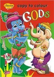 Copy To Colour Gods