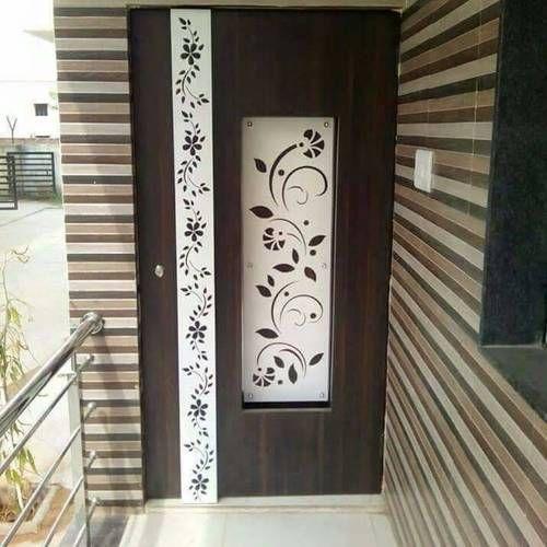 Designer Wooden Jali Door, Decorative Wooden Door, डिजाइन