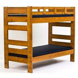 Bunk Wooden Bed
