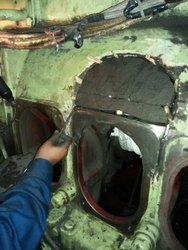 6 MW Cracked Engine Block Service