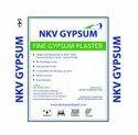 NKV Fine Gypsum Plaster