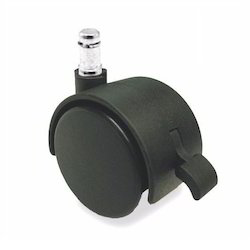 Twin Wheel Chair Caster