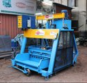 Hydraulic Hollow Block Making Machine