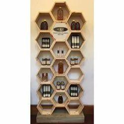 Decorative Wooden Rack