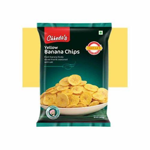 Banana Chips and Potato Chips Manufacturer | Chheda