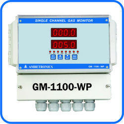Single Channel Gas Monitor - Weatherproof