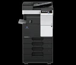 Konica Minolta Bizhub 227 Photocopier Machine