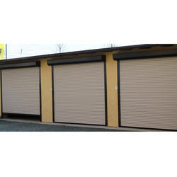 Automatic Motorized Rolling Shutter