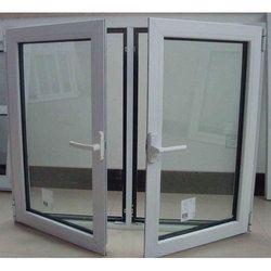 Silver Mosquito Net Window