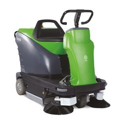 IPC 1050 Ride On Vacuum Sweeper