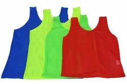 Plain Mesh Training Bibs