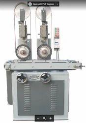Double Head Flat Components Polishing Machine