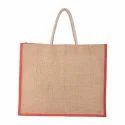 Handled Jute Bag
