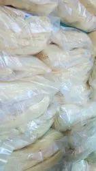 D.K White Non Woven Carry Bag