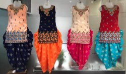 Traditional Girls Suits