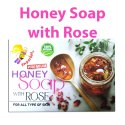 Superbee Propolis Soap With aloevera And Honey Soap With Rose