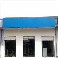 Concrete Frame Structures Showroom Construction Services