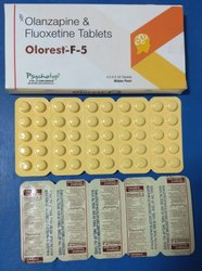 Olanazipine &  Fluoxetine Combination Tablets
