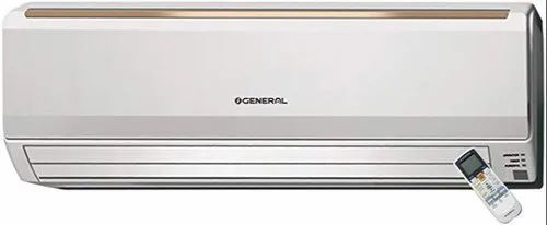 Multicolor New O General 2.0 Ton 3 Star Inverter Split AC, For Office
