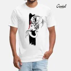 Ganesh Festival Printed T-shirt
