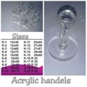 Acrylic Handle