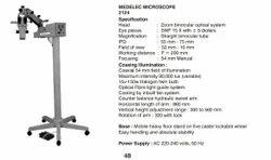 Medelec Microscope 2124