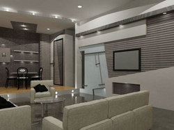 Interior Decoration, For Residential Or Commercial, Size: 12x10